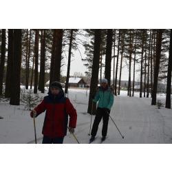 Масленица 2017 на базе отдыха ''Таежная''